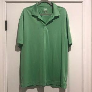 Cutter & Buck Green XXL Shirt